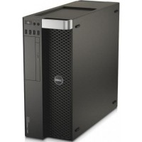 Workstation Refurbished Dell Precision T5610 2 x DECA Core