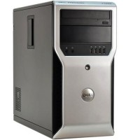 Workstation Second Dell Precision T1600 Quad Core
