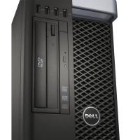 Refurbished Workstation Dell Precision T3610 Xeon Quad Core