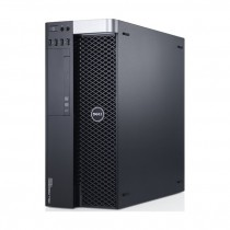 Workstation Refurbished Dell Precision T5600 Intel Octa Core Xeon