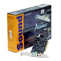 Placa Sunet Creative Sound Blaster Audigy SB0570